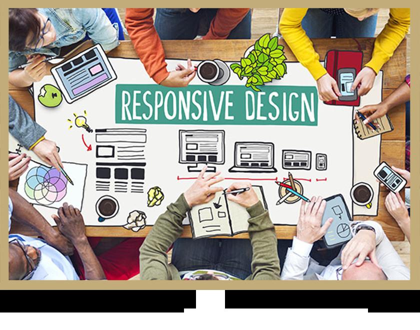 Κατασκευή ιστοσελίδων - Responsive design