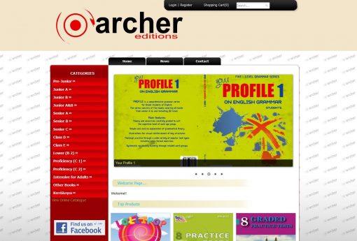 Archer editions. Εκδόσεις